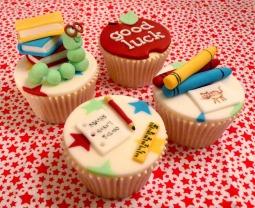 Teacher cupcakes