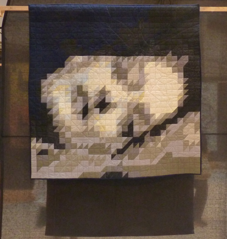 Quilt 563 - Sleep Jezebel by Andy Brunhammer