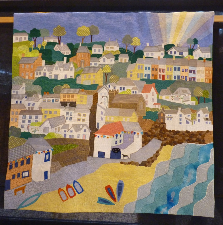 Quilt 60 - Good Morning Gorran by Brenda Thomas