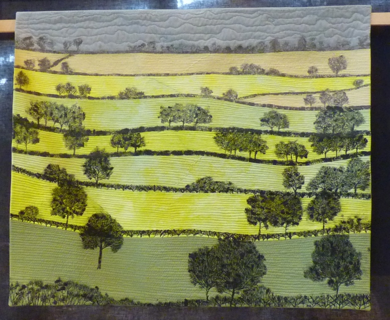 Quilt 67 - Marshwood Vale by Kate Dowty