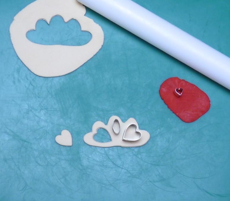 Tiara cupcake decoration method