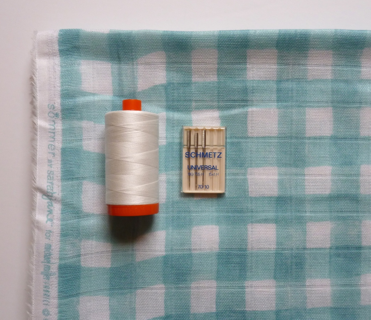 Double gauze swaddling blanket materials