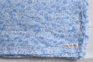 100% double gauze swaddling blanket